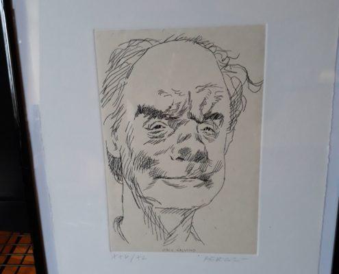 TULLIO PERICOLI - Italo Calvino