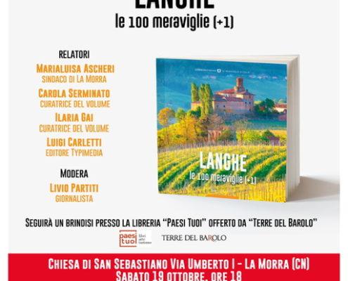 LANGHE LE 100 MERAVIGLIE - 19 ottobre